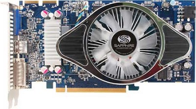 HD4850 PCIE 512MB DDR3 DVI-I VGA TV OUT 256BIT