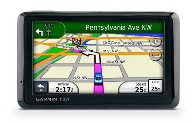 Nuvi 465T Widescreen Truck Navigator with Lane Assist and Lifetime Traffic