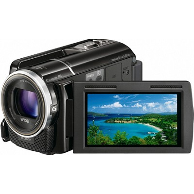 HDR-XR160 Handycam Full HD Camcorder w/ 30x Optical Zoom - OPEN BOX