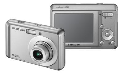 SL30 10MP 2.5` LCD Digital Camera (Sliver)