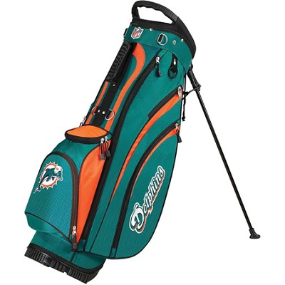 NFL Miami Dolphins Golf Carry Bag