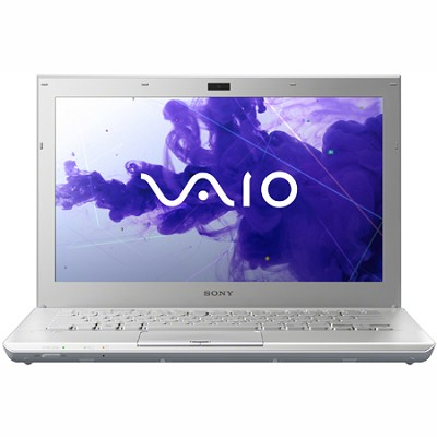 VAIO VPCSA3AFX 13.3` Notebook PC - Intel Core Core i5-2430M (Silver)