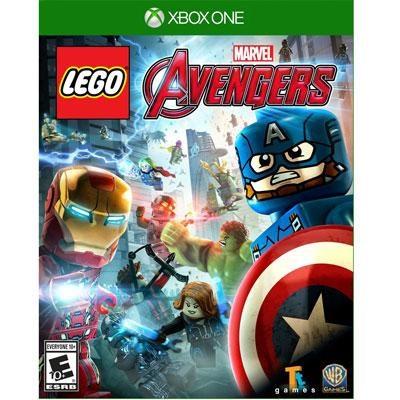 LEGO Marvels Avengers XOne