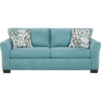 Carlisle Sofa w/ Accent Pillows 82 W