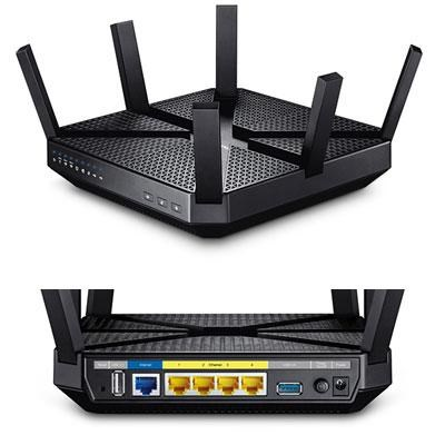 Tri-Band Wireless Gigabit Router - Archer C3200