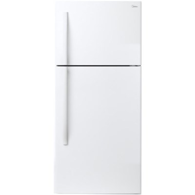 18 Cu.Ft. Top Mount Freezer Refrigerator - WHD-663FWEW1