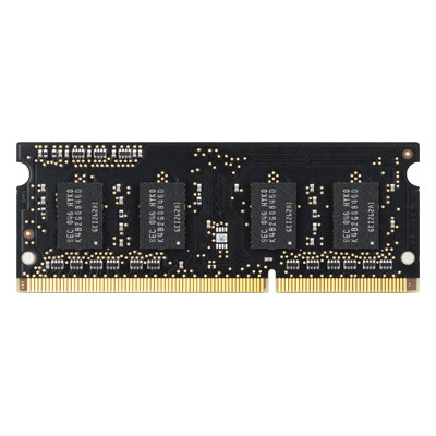 1x2GB DDR3 30nm 1600MHz (PC3-12800) Non-ECC VLP 204-Pin SODIMM Module