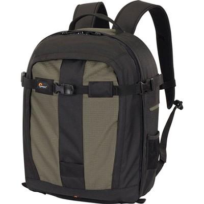 Pro Runner 300 AW DSLR Backpack (Black/Pine Green)