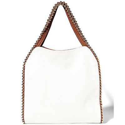 Grayson Shoulder Bag - White
