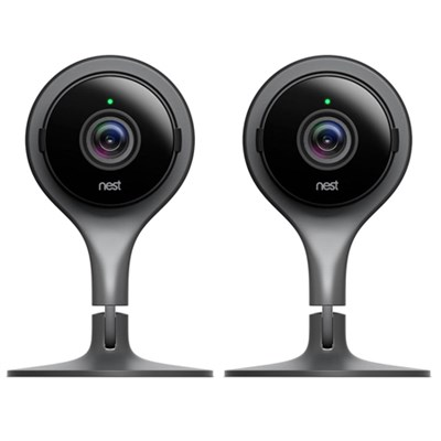 Cam Smart Security Camera NC1102ES 2 Pack