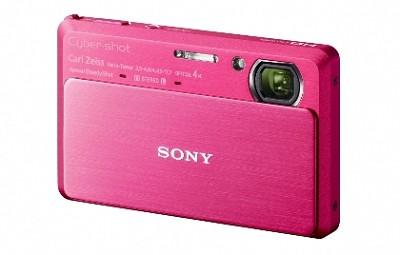 Cyber-shot DSC-TX9 Digital Camera (Red) - OPEN BOX