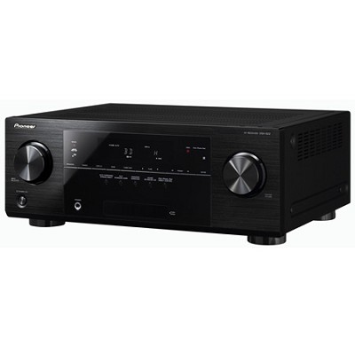 VSX-1022-K 7.1-Channel 3D & Network Ready A/V Receiver