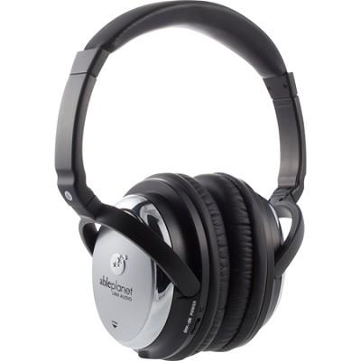 Sound Clarity Active Noise Canceling Headphones (Black) - OPEN BOX