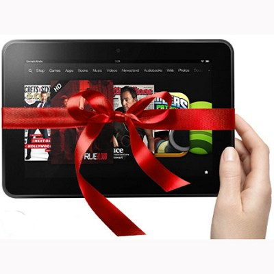 Kindle Fire HD 8.9` HD Display, Wi-Fi, 16 GB