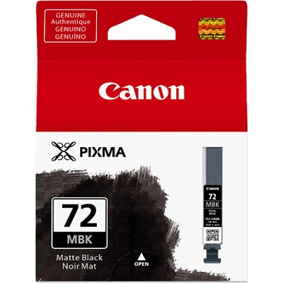 PGI-72 Matte Black Pigment Ink Catridge for PIXMA PRO 10 Printer