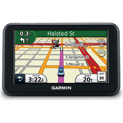 nuvi 40 US and Canada 4.3` GPS Navigation System