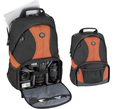 3380 Aero 80 Photo/Laptop Backpack (Rust)