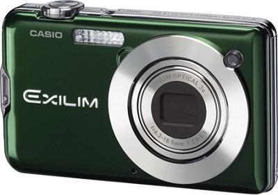 Exilim S12 12.1 MP 2.7` LCD Digital Camera (Green)