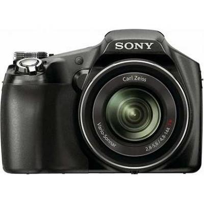 Cyber-shot DSC-HX100V 16.2 MP, 30X Optical Zoom, 1080P Digital Camera