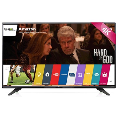 49UF7600 - 49-inch 2160p 120Hz 4K Ultra HD Smart LED TV