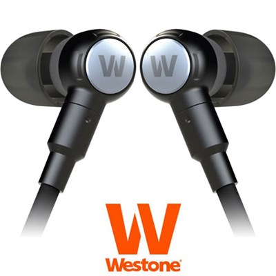 Adventure Series Beta High Performance Earphones w/ Inline Mic & Volume Controls
