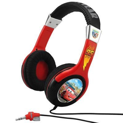 Disney's Cars 2 Street Beats Youth Headphones - CR140