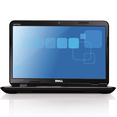 Inspiron 15R Laptop PC Mars Black CORE I3-370M