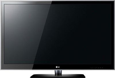 55LE5400 - 55 inch 1080p 120Hz High-definition LED LCD TV - Torn Box