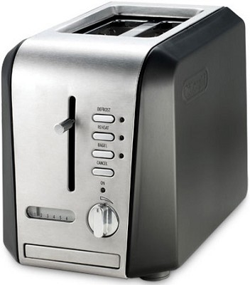 CTH2003B - 2-Slice Metal Toaster - OPEN BOX