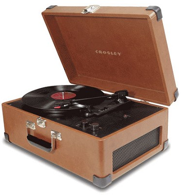 Traveler Turntable - Tan