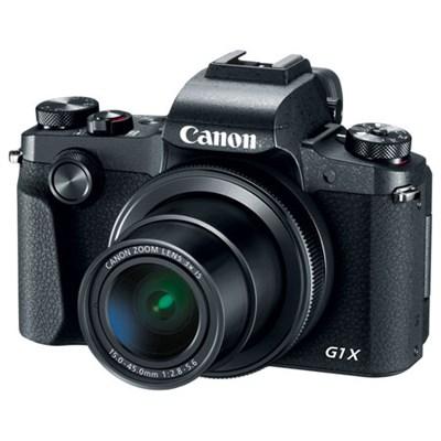 PowerShot G1 X Mark III 24.2MP 3x Zoom Lens Digital Camera (Black)