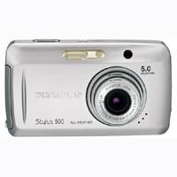 Stylus 500 Digital Camera- REFURBISHED