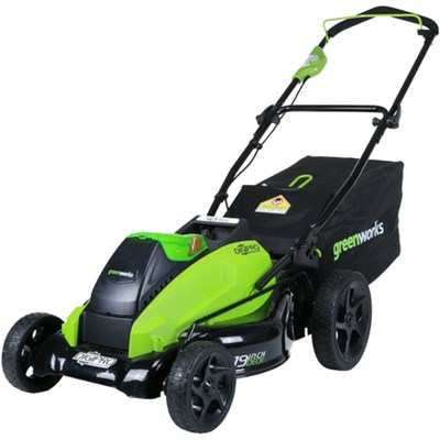 G-MAX 40V DigiPro 19-inch Lawn Mower - Tool Only (2501302)