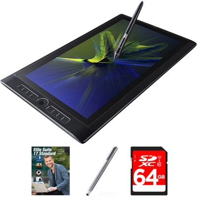 MobileStudio Pro 16` Tablet i7 512GB SSD with Corel Suite 17 Bundle