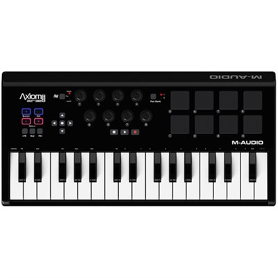 Axiom Air Mini 32 Premium Keyboard and Pad Controller