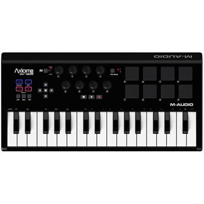 Axiom Air Mini 32 Premium Keyboard and Pad Controller
