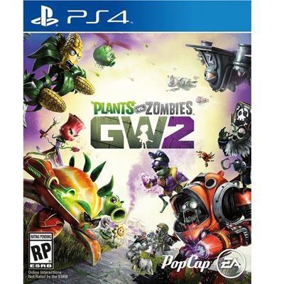 Plants vs Zombies Wrfare2 PS4