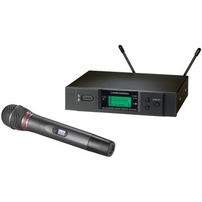 3000 Series Wireless Cardioid Dynamic Handheld Microphone System (ATW-3141BD)