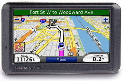 nuvi 770 GPS Navigator & Personal Travel Assistant