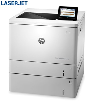 M553x Color Laserjet Enterprise Printer - (Certified Refurbished)
