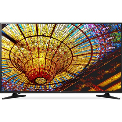 50UH5500 - 50-Inch 4K HDR Pro Smart LED TV w/ webOS 3.0 - OPEN BOX