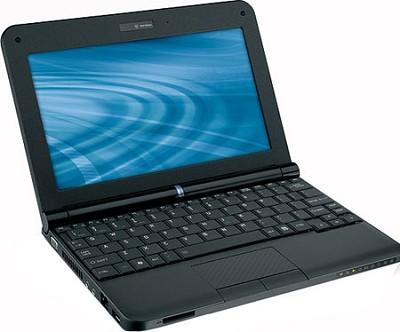 NB205-N230 10.1inch Mini Notebook PC - Black Onyx