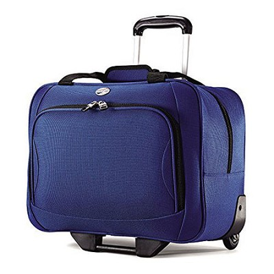 Splash 2 Wheeled Boarding Bag - True Blue