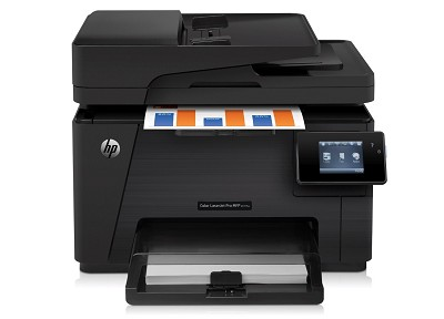 M177FW Wireless Laserjet Color Printer with Scanner, Copier and Fax