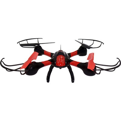 Galaxy Seeker FPV Small Quadcopter (Red/Black) - ODY-1810-FPV