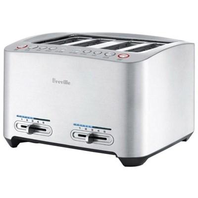 Die-Cast 4-Slice Smart Toaster - BTA840XL