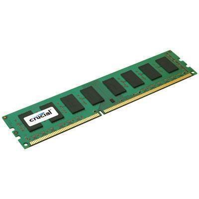 8GB 240-Pin DIMM DDR3 PC3-14900 Memory Module - CT102472BA186D