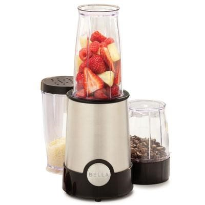 12-Piece Rocket Blender in Black - 13586