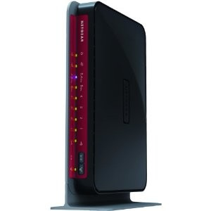 N600 Wireless Dual Band Gigabit Router - Premium Edition (WNDR3800)