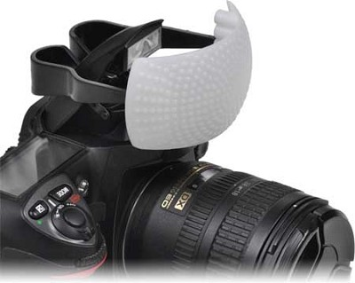 Puffer Pop-Up Flash Diffuser